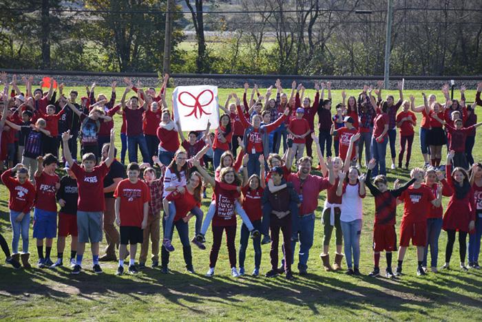 Red Ribbon Week at JMS